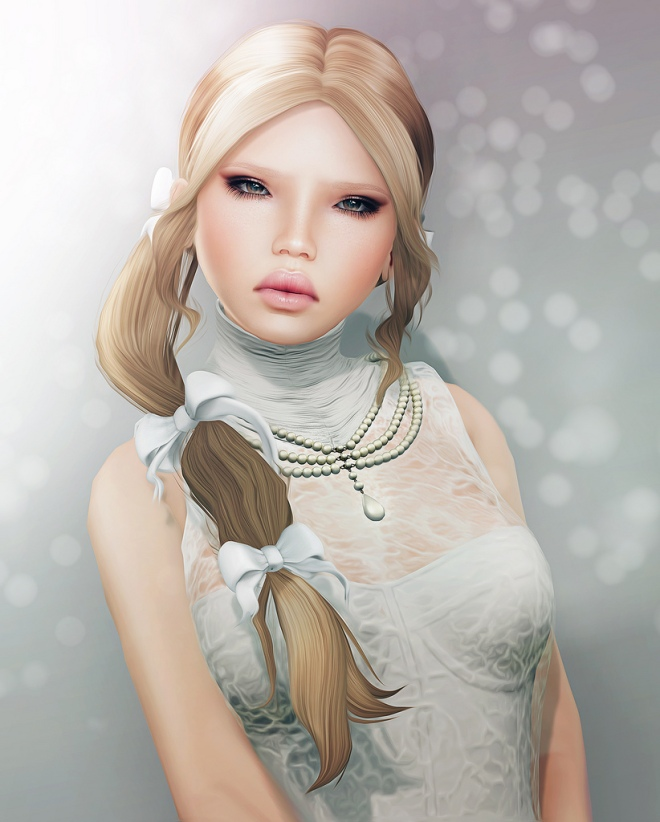~Tableau Vivant~ Ophelia Hair ( Collabor88 )