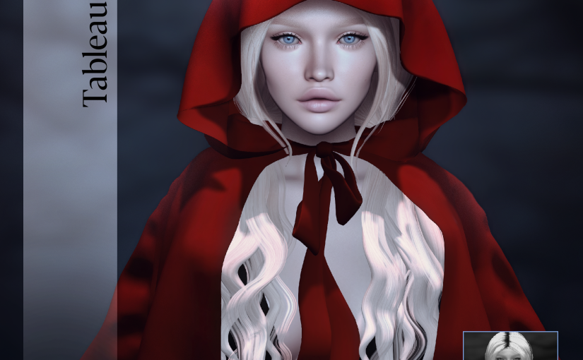 The Grim(m) Tale of Red Riding Hood